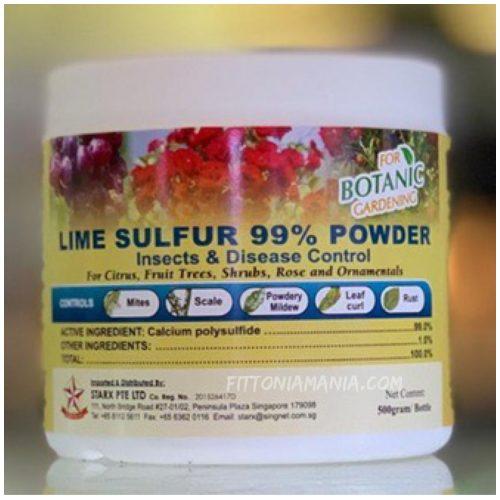 Lime sulfur 99% powder